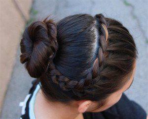 Strange 1000 Ideas About Dance Hairstyles On Pinterest Ballroom Hair Short Hairstyles For Black Women Fulllsitofus