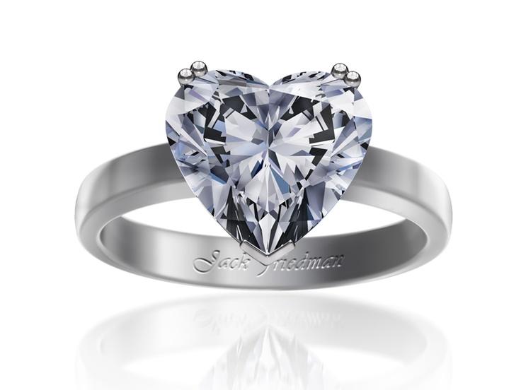 solitaire engagement ring jackfriedman.co.za