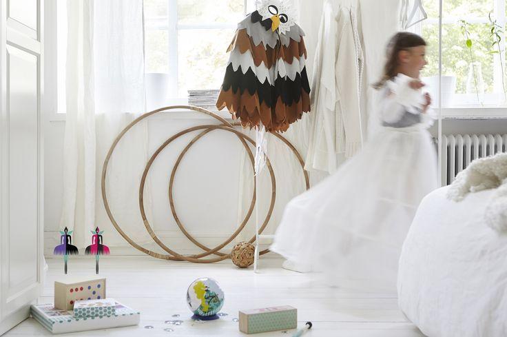 LATTJO koninginnekostuum | #IKEA #IKEAnl #Kerst #speelgoed #spelen #kinderen #verkleden #koningin #adelaar #hoelahoep