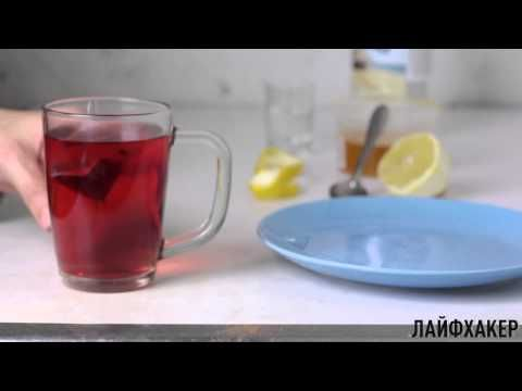 Коктейли от простуды часть 2   Лайфхакер - YouTube