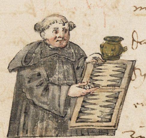 St. Gallen, Kantonsbibliothek, Vadianische Sammlung, VadSlg Ms. 43: Joachim Vadian: Chronikbůch ettlicher äbten zů S. Gallen · 1529/1530 jusqu'à 1532 Langue:Allemand  (http://www.e-codices.unifr.ch/fr/list/one/vad/0043)