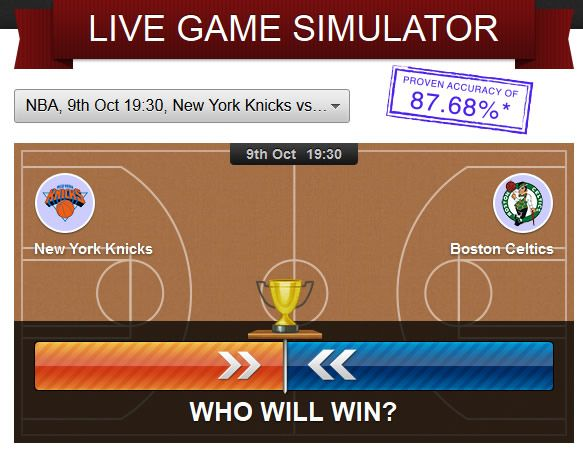 This program predict the #winners with a #high accuracy https://www.rebelmouse.com/zcodelivegamesimulator/free_daily_nba_nfl_nhl_picks-317964035.html