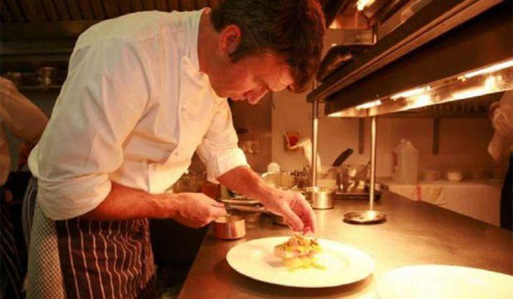 90plus.com - The World's Best Restaurants: Martin Wishart - Edinburgh - UK - Chef Martin Wishart