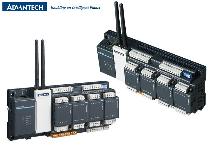 Advantech Intelligent RTU (Remote Terminal Unit)
