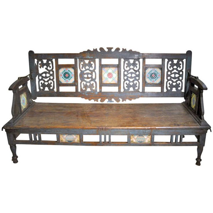 Indian Bench with Ceramic Tiles - 167 Best Indian Interlude Images On Pinterest Ethnic, Indian Art