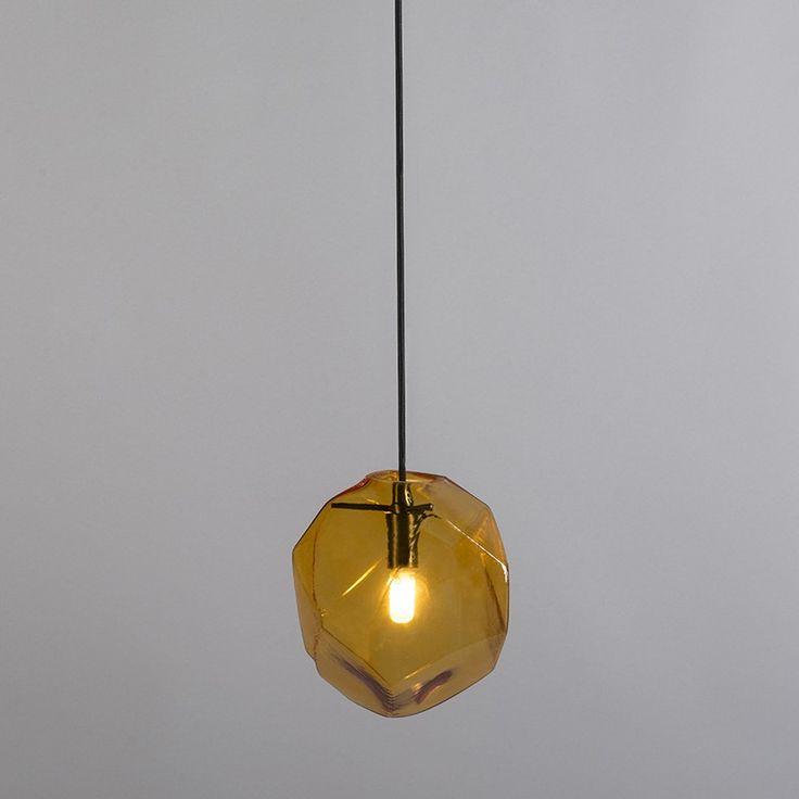 Hanglamp Diamante bruin