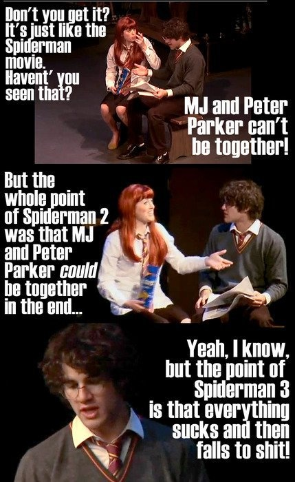 A Very Potter Musical