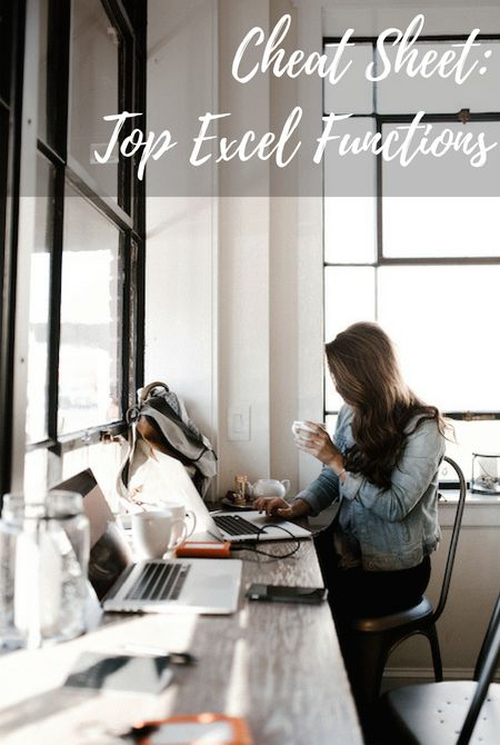 Simply knowing how to enter data and format a spreadsheet ain't enough. Microsoft Excel is a powerful tool for analysing, organising and presenting data, if you know how to use it. Here are the top Excel functions. Read more...