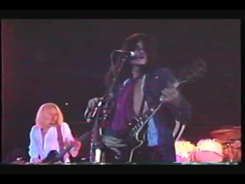 Aerosmith  Toys In The Attic Live 1975