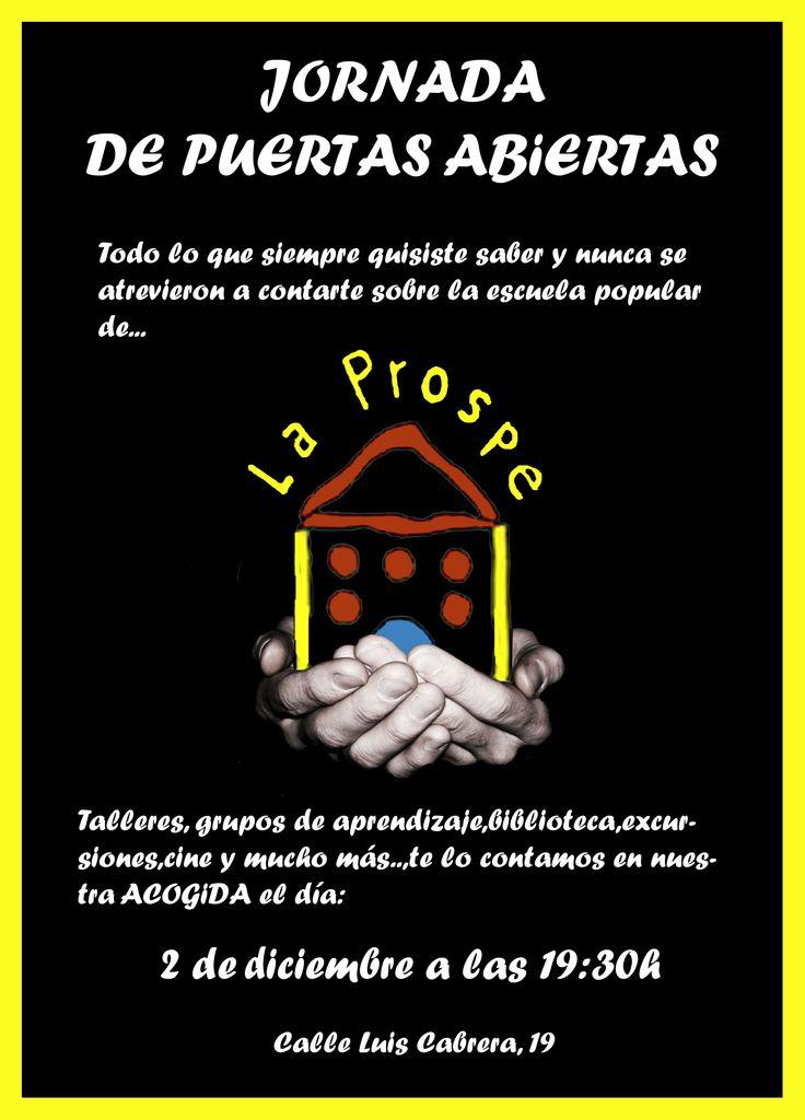 """Escuela Popular """"La Prospe"""""""