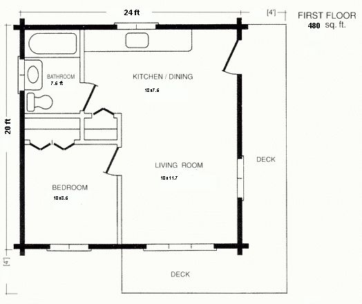Small Apartment Kitchen Floor Plan 934 best floor plans images on pinterest | garage apartments, tiny