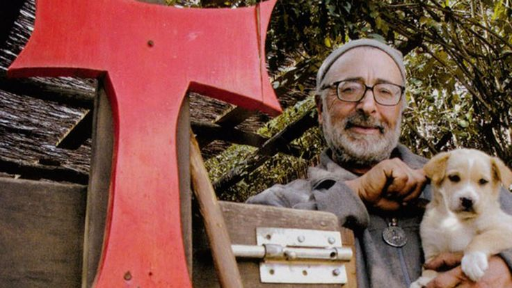 Revolucionario, pastor, templario, hospitalero: 'El último templario'