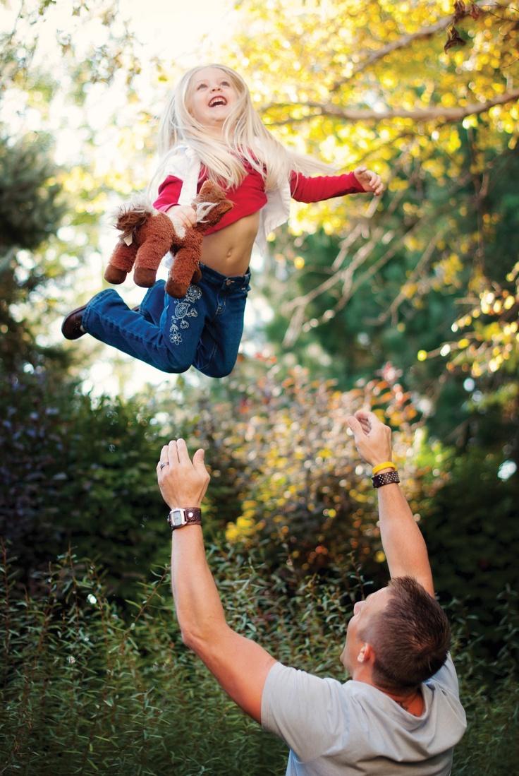 Payton flying high