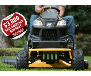 Sonyas Happenings ~ Enter To #Win a Craftsman Pro Riding Mower and Lawn & Garden Tools- #Sweeps Ends 3-31
