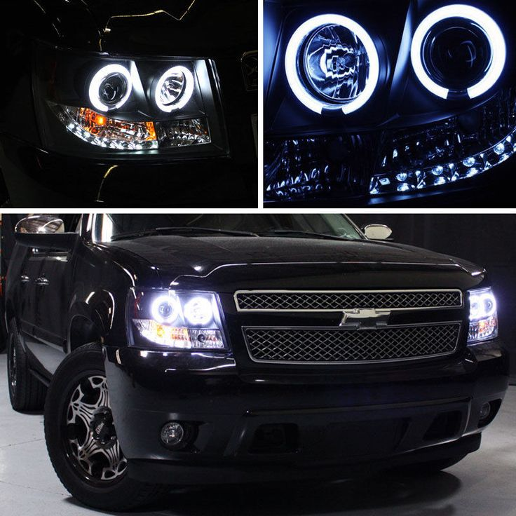 Chevy On Pinterest: 44 Best Images About Tahoe Upgrades On Pinterest