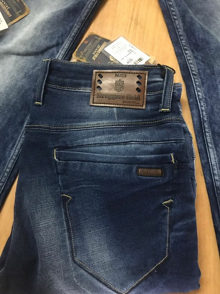 Nuebo Diseno Mens Jeans Pockets Denim Jeans Fashion Denim Jeans Men
