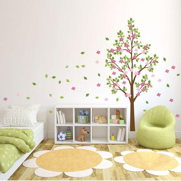 Foto principal de Adesivo de Parede Árvore Colorida