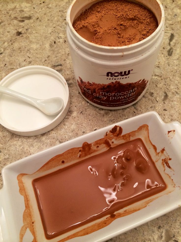 Moroccan Red Clay Powder Mask Review and Benefits