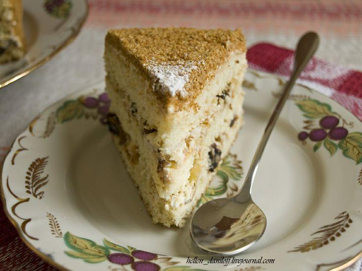 "My lovely cake - Торт ""Кутузов"""