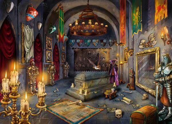 Puzle Scape Vampiro Qué Secretos Y Misterios Tendremos Que Resolver En Este Puzzle Una Vez Montado Encontrarás Las Soluciones Vari Vampiro Vampiros Puzzles