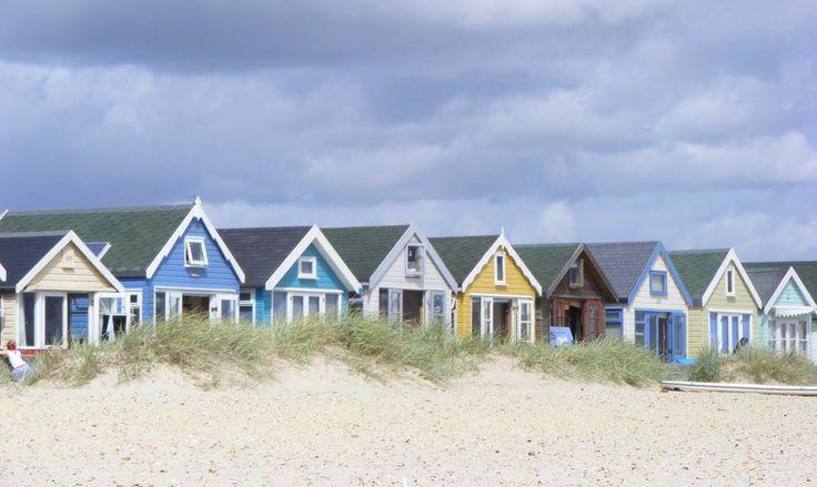 Hengistbury Head Beach - 1 of my fav places in the world - where I grew up