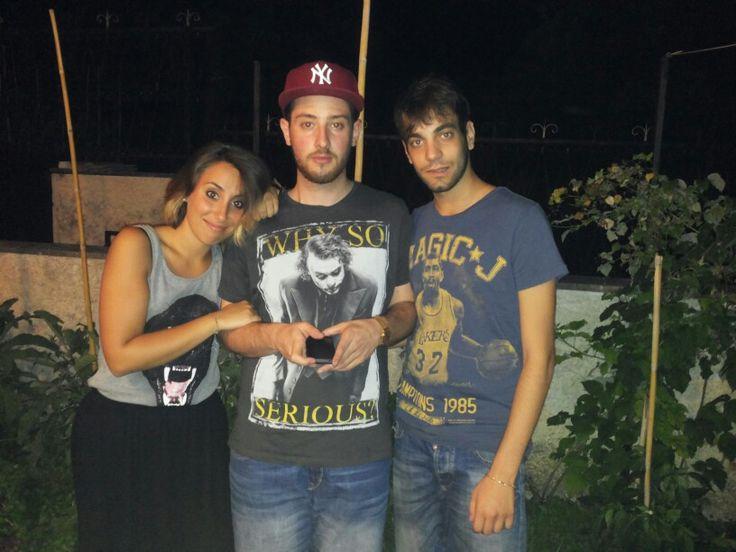 Pablo e Gigi ♥