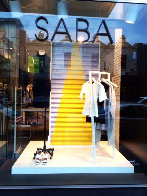@sabastyle Window display