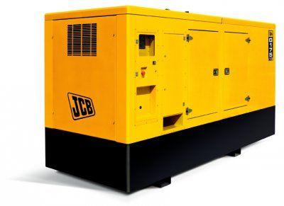Elektrocentrály JCB