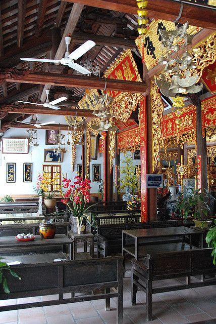 Phuc Lam Pagoda - Haiphong, Vietnam