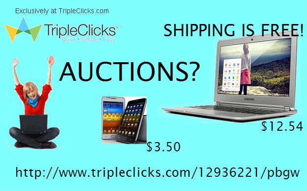 STOP overpaying for penny auction bids... Win brand new, brand name auction items with bids as low as 29 cents each!