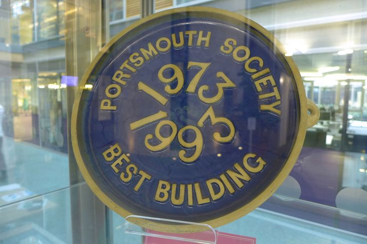 Another award from the Portsmouth Society