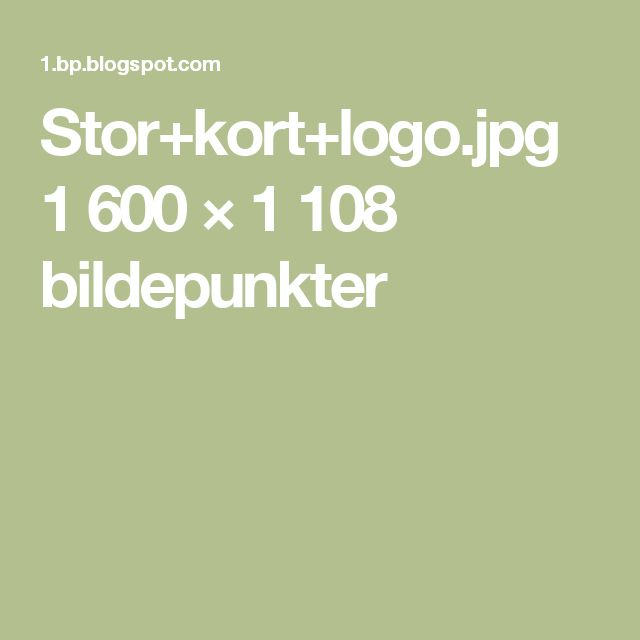 Stor+kort+logo.jpg 1600 × 1108 bildepunkter