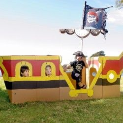 Captain McGroovy's Pirate Ship