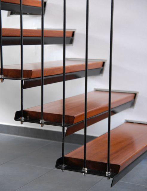 Favori Les 7 meilleures images du tableau Escalier tôle pliée Wave / Wave  GT56