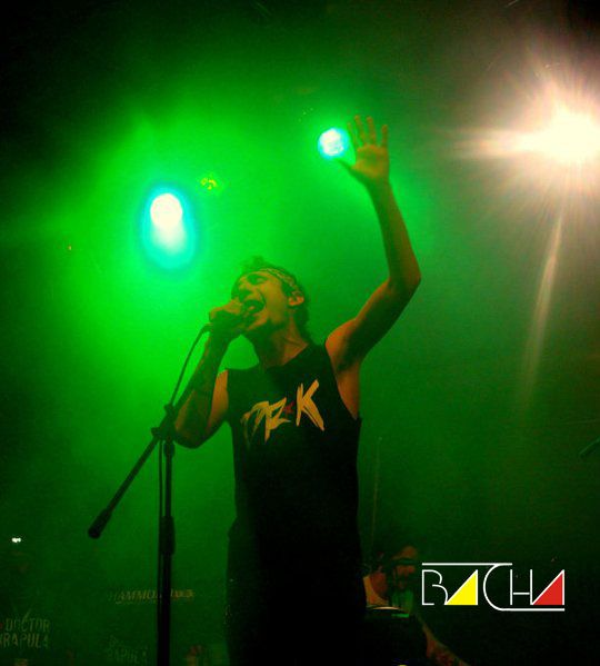 DR Krapula en Bucaramanga #SanturbanVive #rock #ska #música