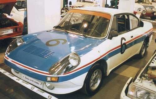 OG | Škoda S130 | Prototype