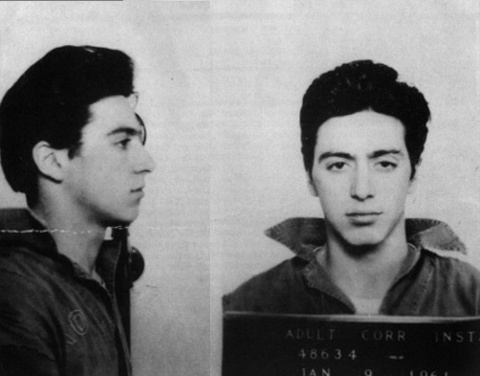 The 11 Most Stylish Celebrity Mugshots In The History Of Crime