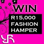 Win a Fashion hamper box valued at R15000! @Tania Treis @ReneMariane1
