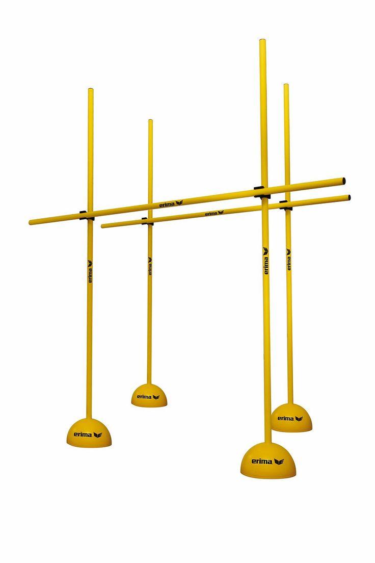 Jumping pole set, Hekker