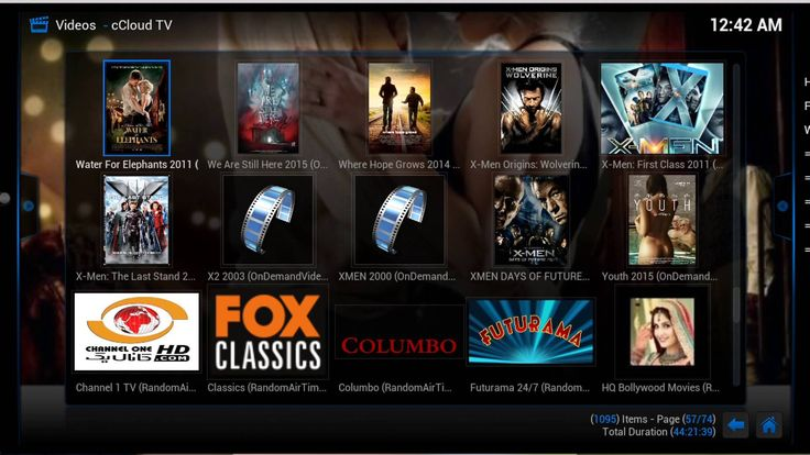 Review of cCloud TV add-on using Macbook Pro