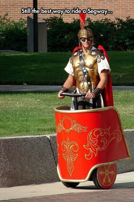 Segway Gladiator