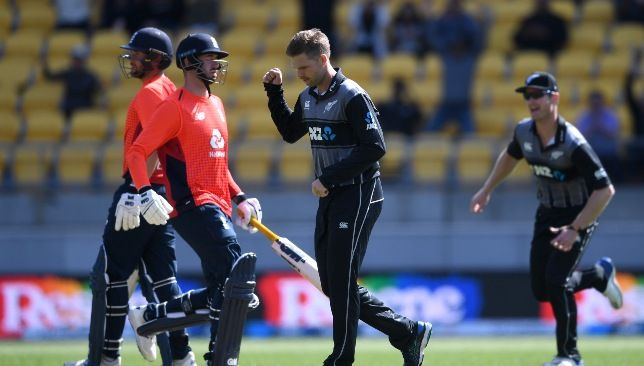 New Zealand V England Live Series Win On The Line In Final T20i In Auckland New Zealand Sydney Cricket Ground England