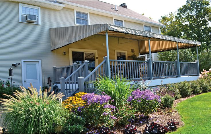 Deck Canopies Archives - Otter Creek Awnings