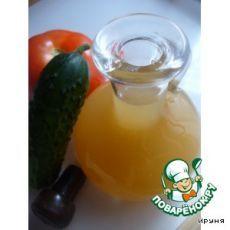 Лимонный уксус - кулинарный рецепт