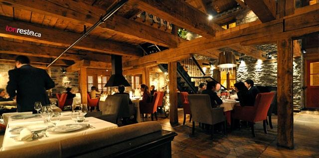 Restaurant Panache | Restaurant Vieux-Port - Restaurant Terroir Québec