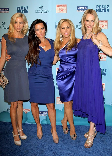 Blue Housewives of Beverly Hills