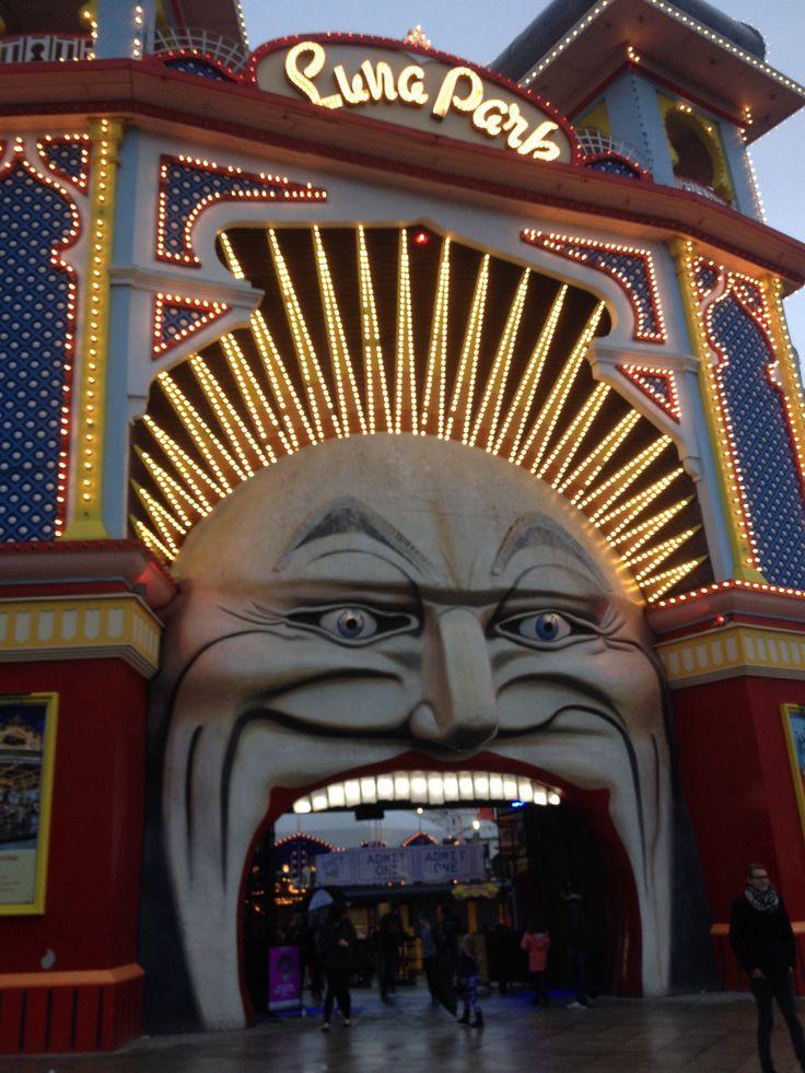 Luna Park, always a treat