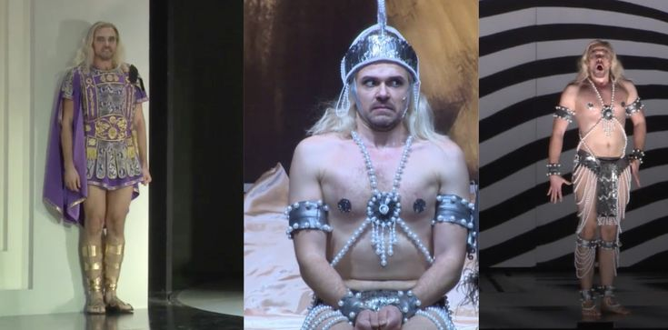 The Sexiest Baritone Hunks from Opera