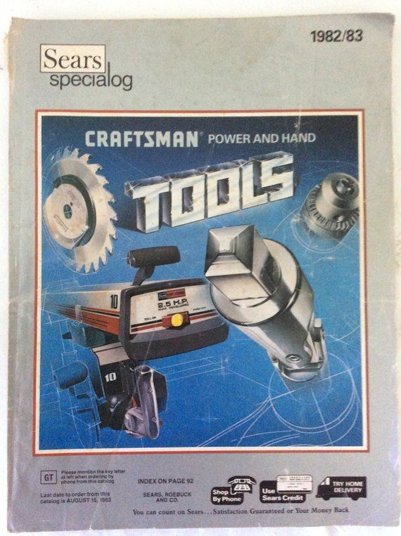 How To Date Craftsman Tools