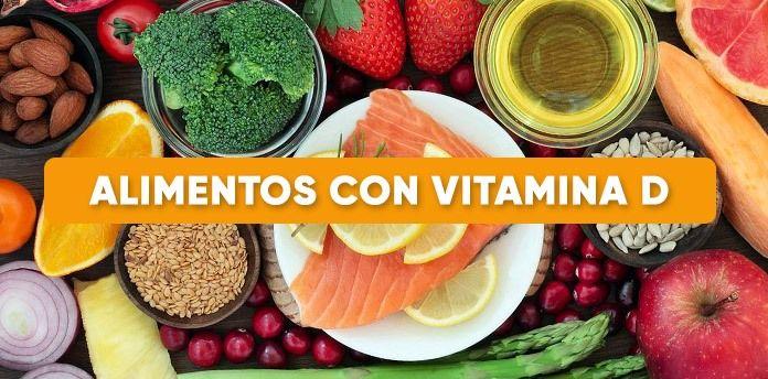 alimentos ricos vitamina d calcio